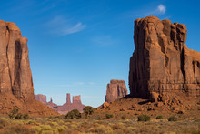 The Monument Valley Navajo Tri...
