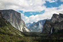 TunnelView Yosemite Nationalpark