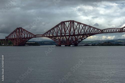 Staande foto Brug forth bridge