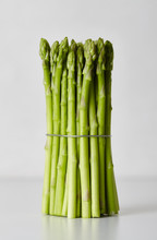 Bunch Of Baby Asparagus