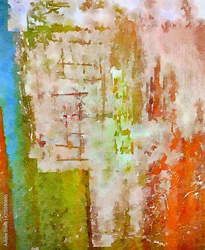abstrakcyjna-akwarela-na-papierze