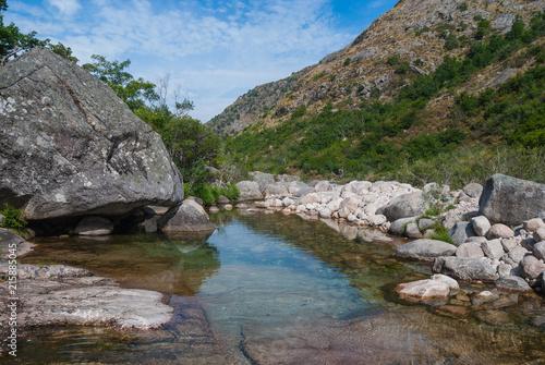 Poster Taupe Rio Homem, Parque Nacional da Peneda-Geres
