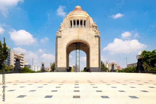 Valokuvatapetti The Monument to the Revolution in Mexico City