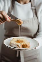 Pumpkin Bread With Honey