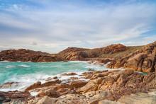 Stunning Rocky Coastline In We...