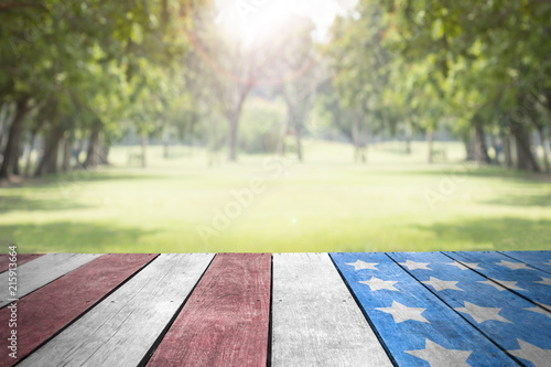Fotografie, Tablou Independence day 4th july, Labor day, Veterans day, Presidents day, Patriot USA