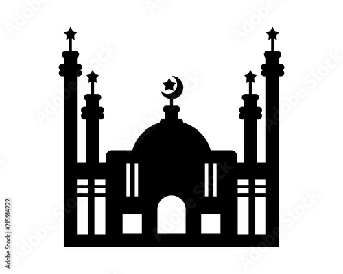 mosque islam muslim religion spirituality religious image vector icon silhouette buy this stock vector and explore similar vectors at adobe stock adobe stock mosque islam muslim religion