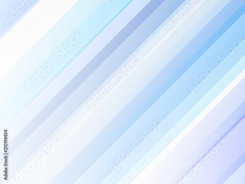Obraz ストライプ ブルー - fototapety do salonu