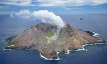 New Zealand. White Island Beca...