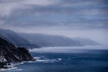 California Route 1 Bei Big Sur