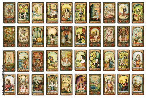 Photo Tarot 1