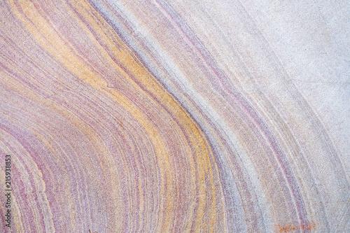 piękny kolorowy piasek kamienny mur tekstura tło. abstrakcyjny projekt