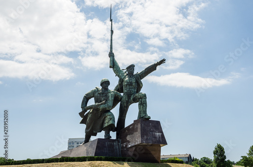 Fotografia  Russia, the peninsula of Crimea, the city of Sevastopol