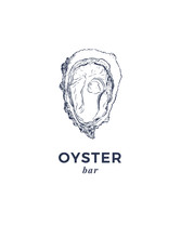 Fresh Oysters, Luxury Seafood. Vector Illustration Of Oysters