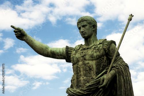 Fotografia Emperor Caesar Augustus