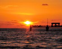 Fort DeSoto Sunset / Sunset At...