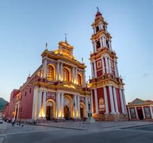 San Francisco Church - Salta, ...