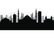 city skyline of istanbul