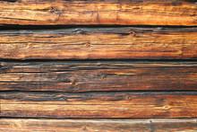Pine Logs Wall Texture