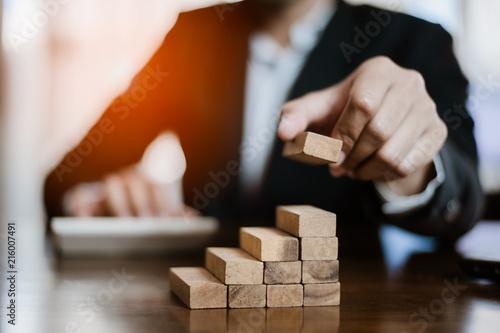 Fényképezés  plan and strategy in business