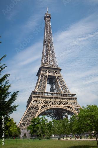 Deurstickers Eiffeltoren Eifelturm