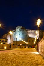 Evening At Castel Dell Ovo Dur...