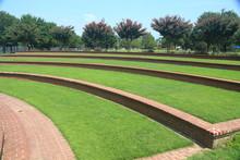 Park Amphitheater Greenspace