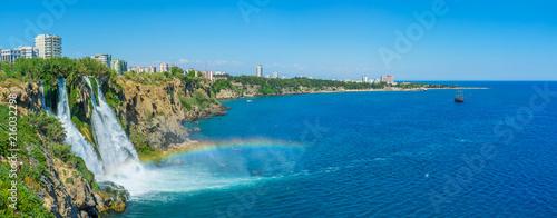 Fototapeta premium Ciesz się naturą Antalyi w Turcji