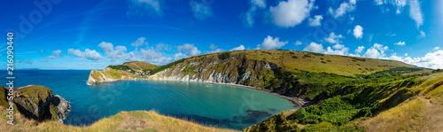 Canvastavla Lulworth Cove, Dorset, England