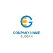 GE letter electric plug & socket logo.