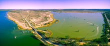 Aerial Panorama Of Loch Luna G...