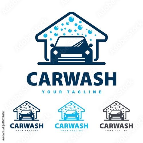 Auto Spa Logo Car Wash Logo Express Car Was Logo Template Buy
