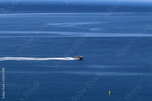 Foto op Plexiglas Kust берег Средиземного моря