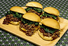 Savory Sandwiches With Broccol...