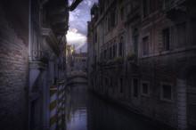 Venetian Paths 97 (Rio Del Pestrin Castello), Venice, Veneto, Italy