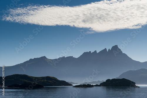 Cadres-photo bureau Cote Lofoten