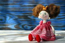 Textile Handmade Soft Doll Pri...