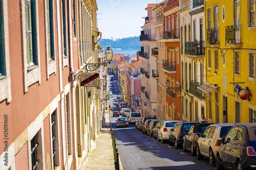 Stickers pour portes Venise Portugal