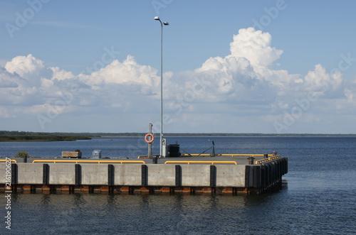 In de dag Poort Small port of Munalaiu.