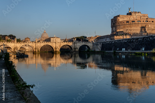 Photo  Roma Castel Sant Angelo