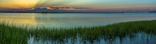 Bay Sunset- Chincoteague Island