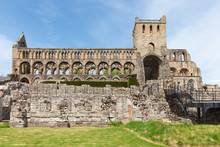 View At Wall And Ruins Of Jedb...