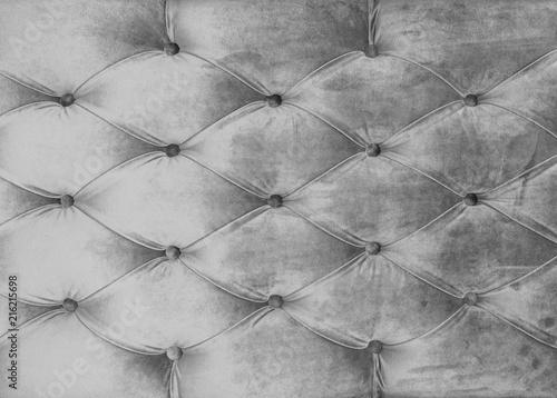 фотография Couch-type velours screed inlaid with rhinestones