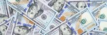 A Large Number Of US Dollar Bi...