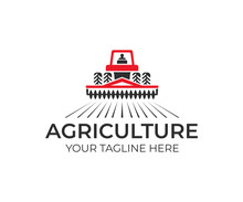 Agriculture And Farming With T...