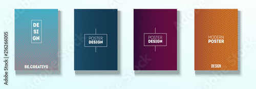 Photo  Minimal Covers, Vector Hipster Abstract Brands Design