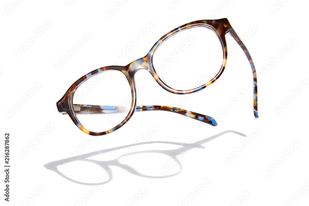 Fototapety, obrazy: Flying glasses