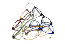 Heap Of Glasses