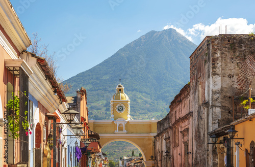 Photo Antigua Guatemala