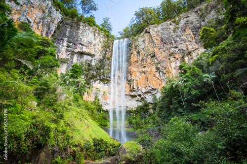 Fotobehang Oceanië Purling Brook Falls